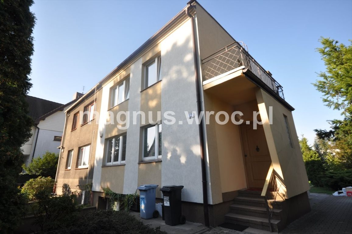 Dom na sprzedaż Wrocław, Śródmieście, Zacisze, Marcelego  Handelsmana  140m2 Foto 1