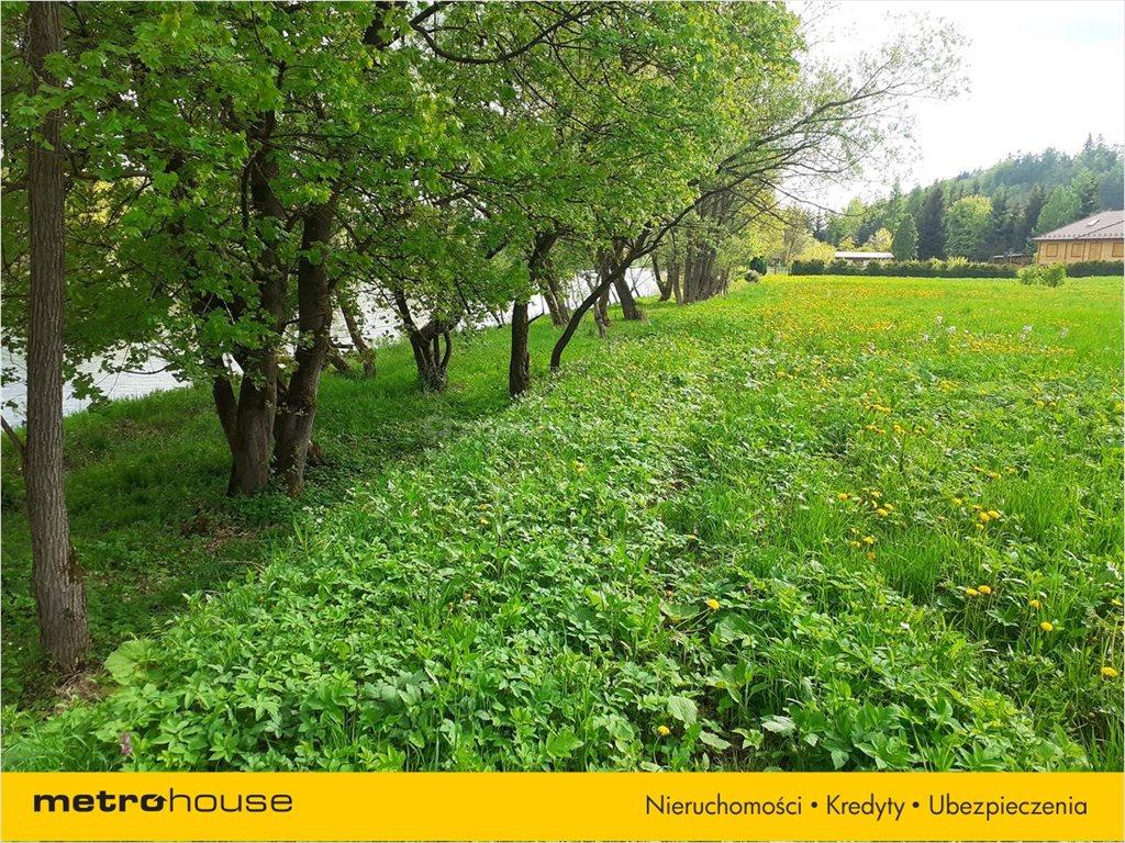 Działka rolna na sprzedaż Łączki, Lesko  3500m2 Foto 2