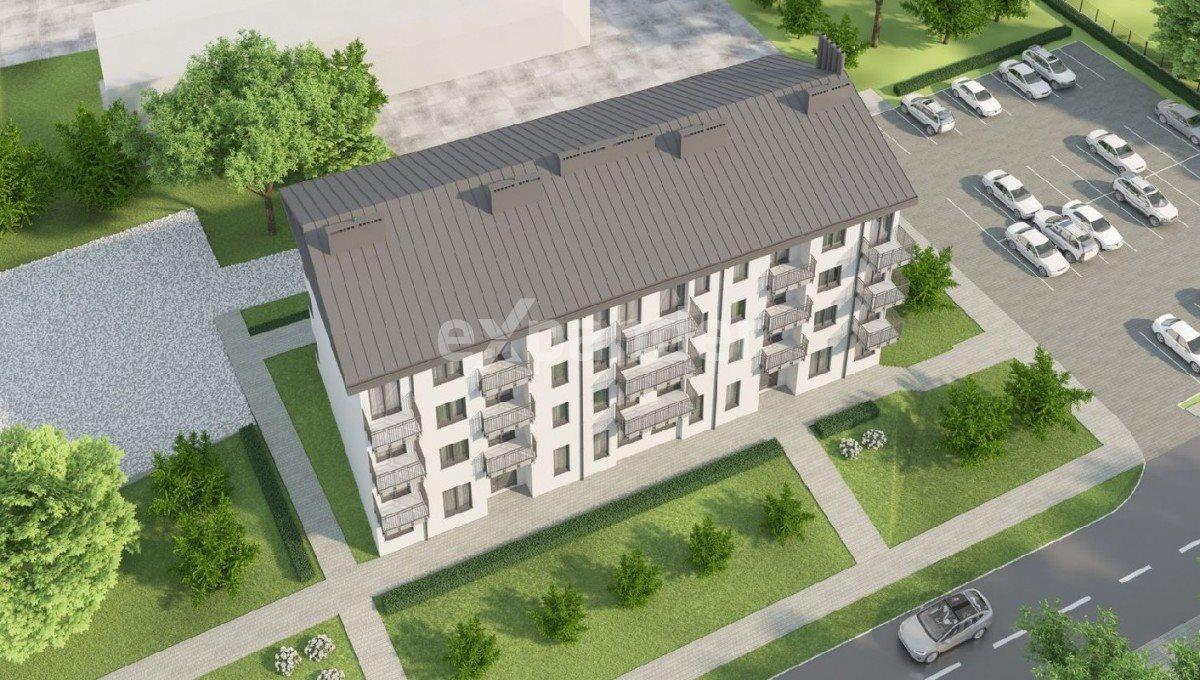 Mieszkanie dwupokojowe na sprzedaż Jaworzno, Ludwika Solskiego  43m2 Foto 1