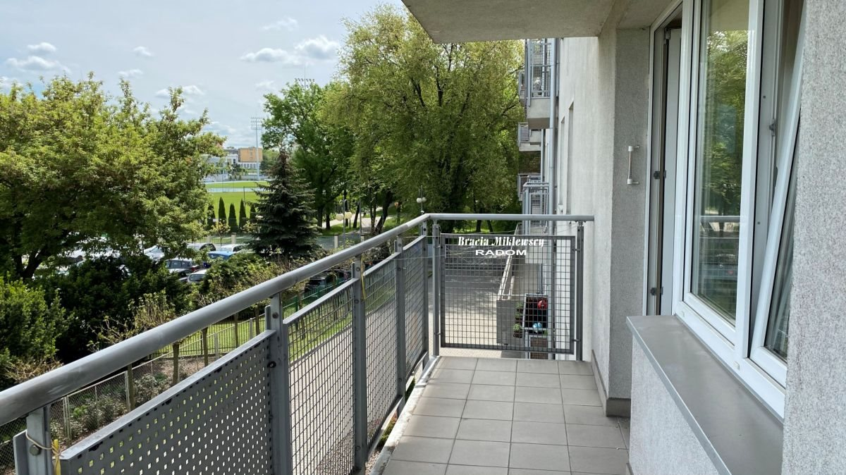 Mieszkanie dwupokojowe na sprzedaż Radom, Planty, ks.Sedlaka 4/6/8  62m2 Foto 5