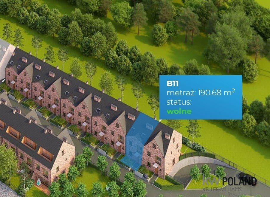 Dom na sprzedaż Wrocław, Krzyki, Kobierzycka  191m2 Foto 4