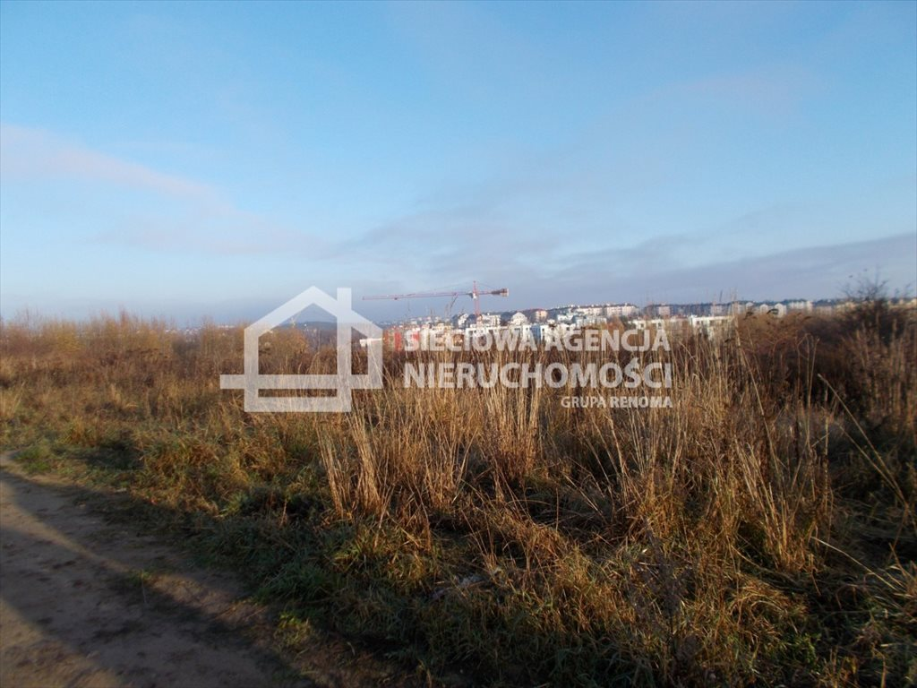 Działka rolna na sprzedaż Gdańsk, Łostowice  3559m2 Foto 1