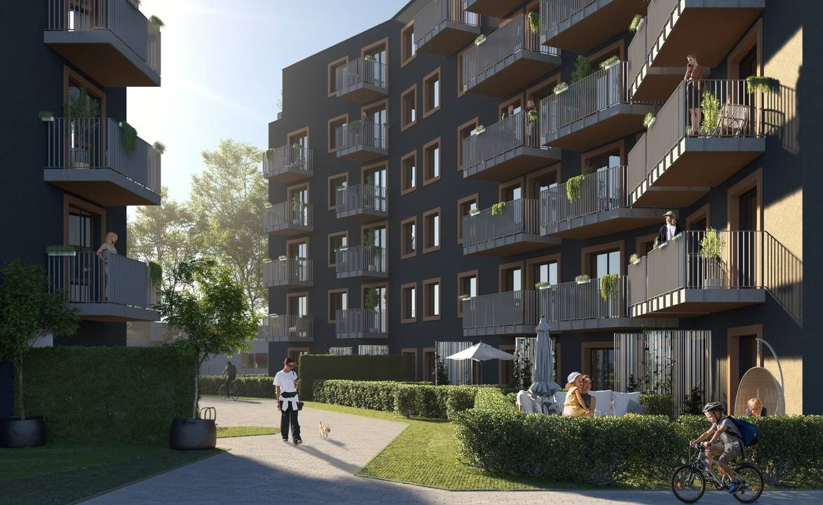 Mieszkanie dwupokojowe na sprzedaż Kraków, Podgórze, Mateczny, Rydlówka  37m2 Foto 6