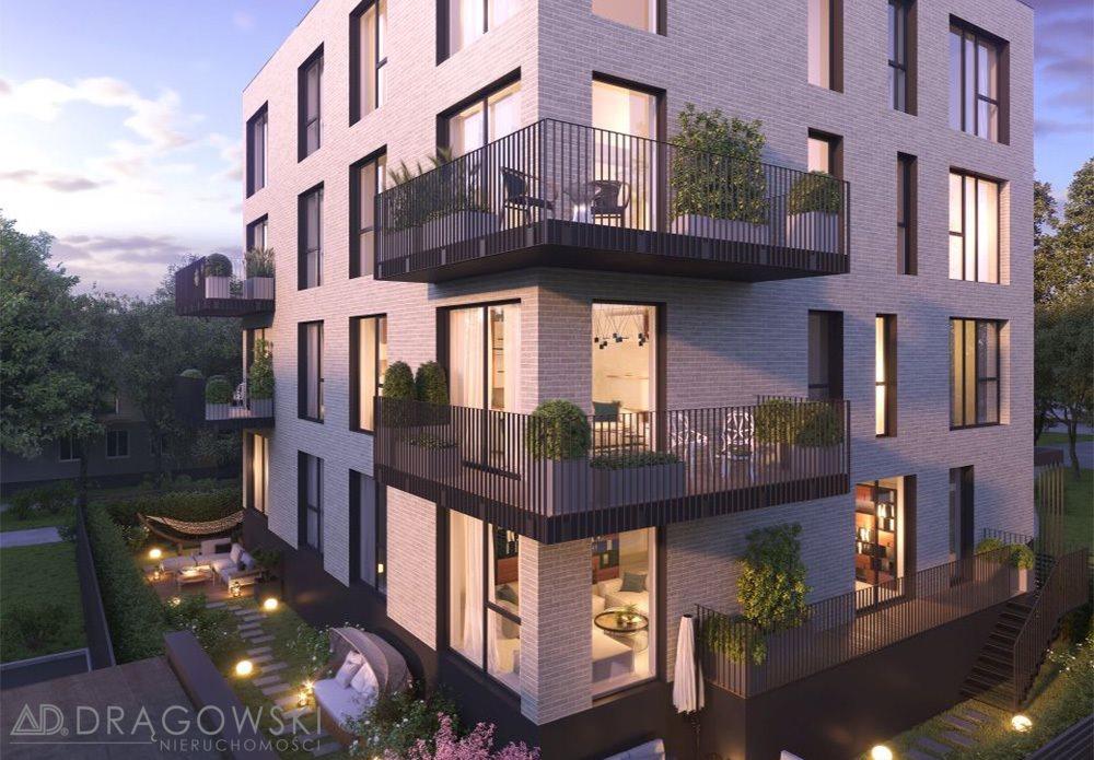 Mieszkanie na sprzedaż Warszawa, Praga-Południe, Saska Kępa, Międzynarodowa  91m2 Foto 1