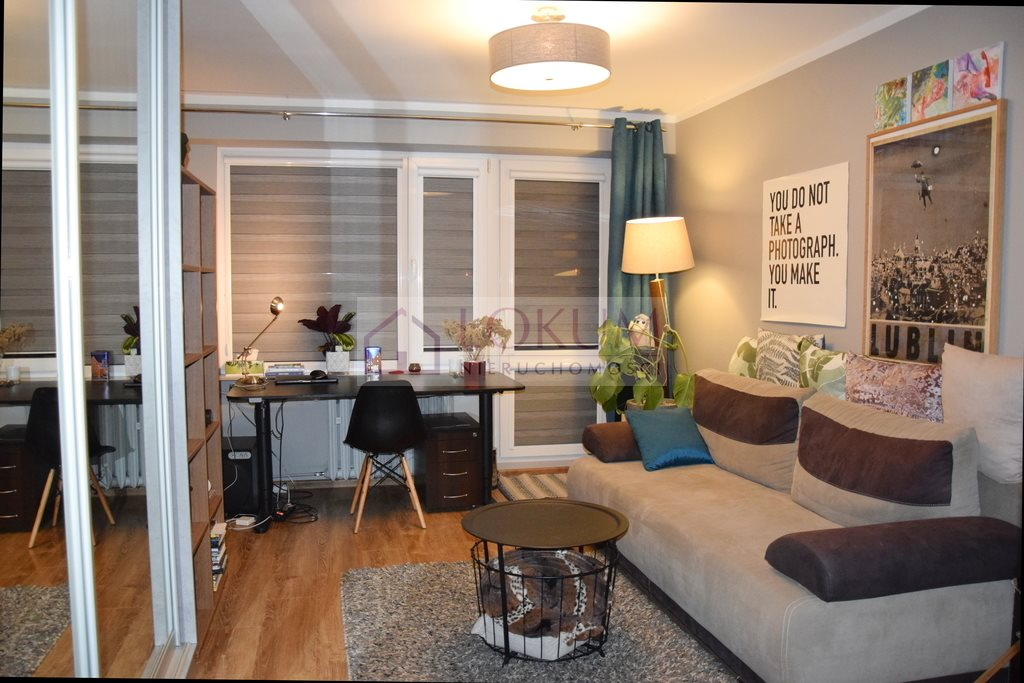 Mieszkanie dwupokojowe na sprzedaż Lublin, Czuby, Gościnna  49m2 Foto 2