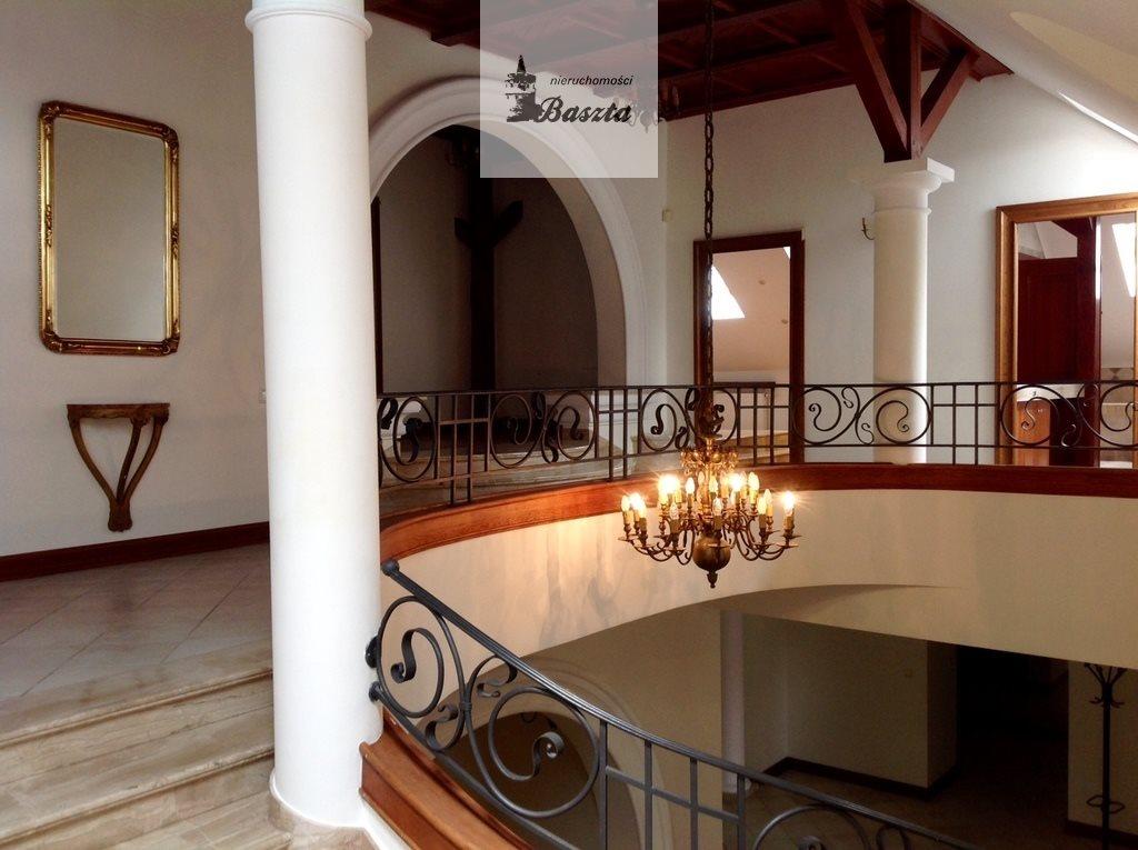 Luksusowy dom na wynajem Konstancin-Jeziorna  450m2 Foto 6