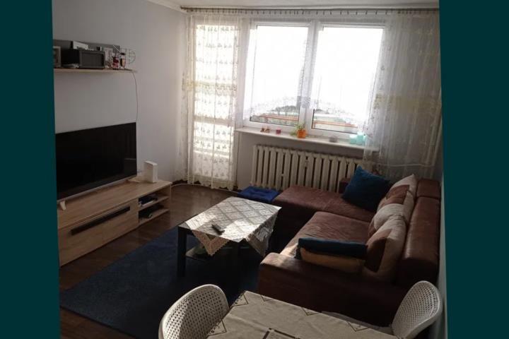Mieszkanie trzypokojowe na sprzedaż Mysłowice, Centrum, Adama Mickiewicza  51m2 Foto 1