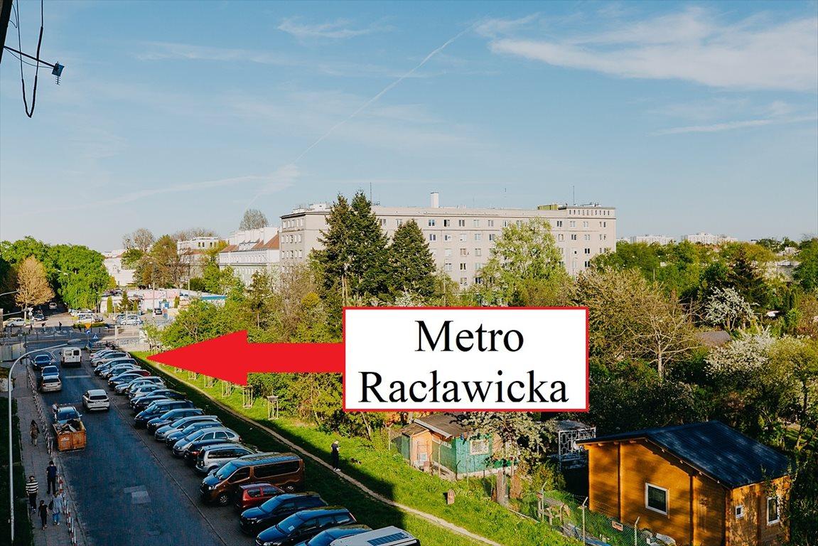 Mieszkanie dwupokojowe na wynajem Warszawa, Mokotów, Racławicka 36  33m2 Foto 15