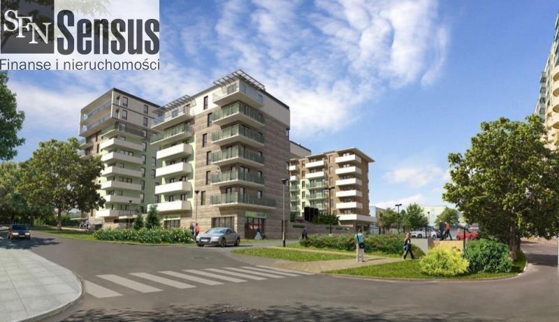 Mieszkanie trzypokojowe na sprzedaż Gdynia, Słoneczna  54m2 Foto 1