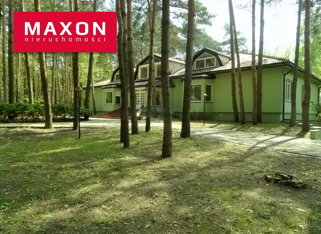 Dom na wynajem Konstancin-Jeziorna  800m2 Foto 1