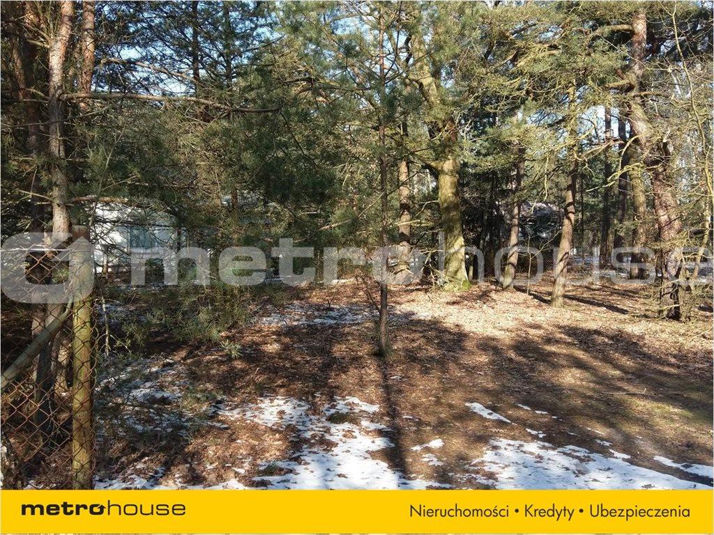 Działka leśna na sprzedaż Sierzchów, Góra Kalwaria  1680m2 Foto 4