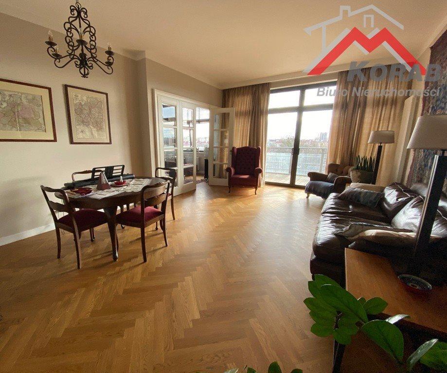 Mieszkanie czteropokojowe  na sprzedaż Warszawa, Mokotów, Podchorążych  120m2 Foto 3