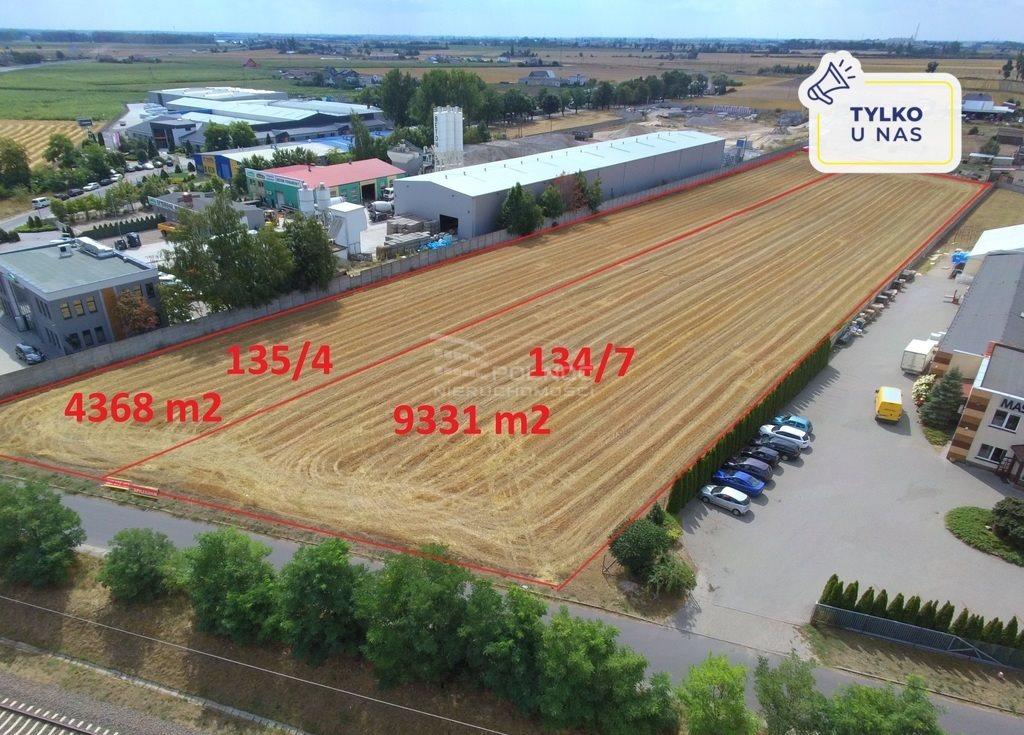 Działka przemysłowo-handlowa na sprzedaż Września  13699m2 Foto 1