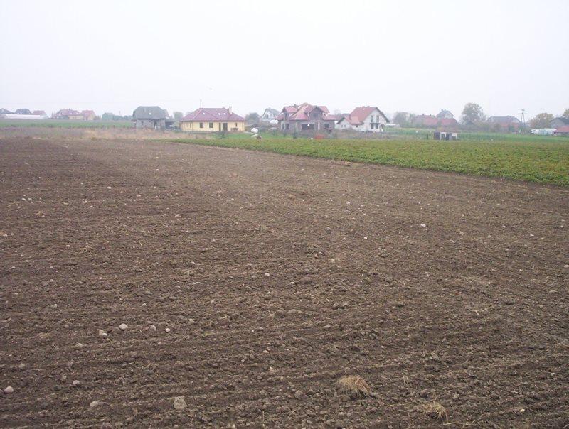 Działka budowlana na sprzedaż Ozorowice  1400m2 Foto 1