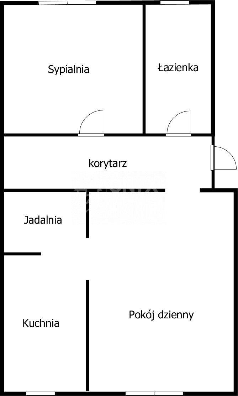 Mieszkanie dwupokojowe na sprzedaż Gdynia, Działki Leśne, Śląska  64m2 Foto 12