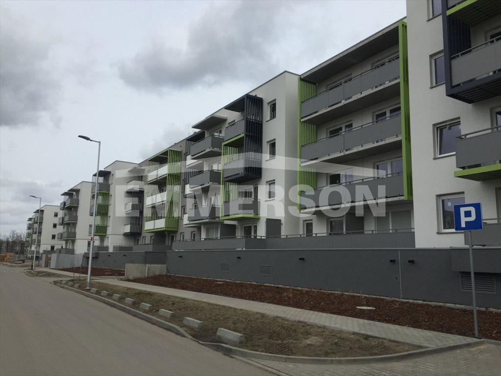 Mieszkanie trzypokojowe na sprzedaż Wrocław, Sępolno, Marca Polo  50m2 Foto 2