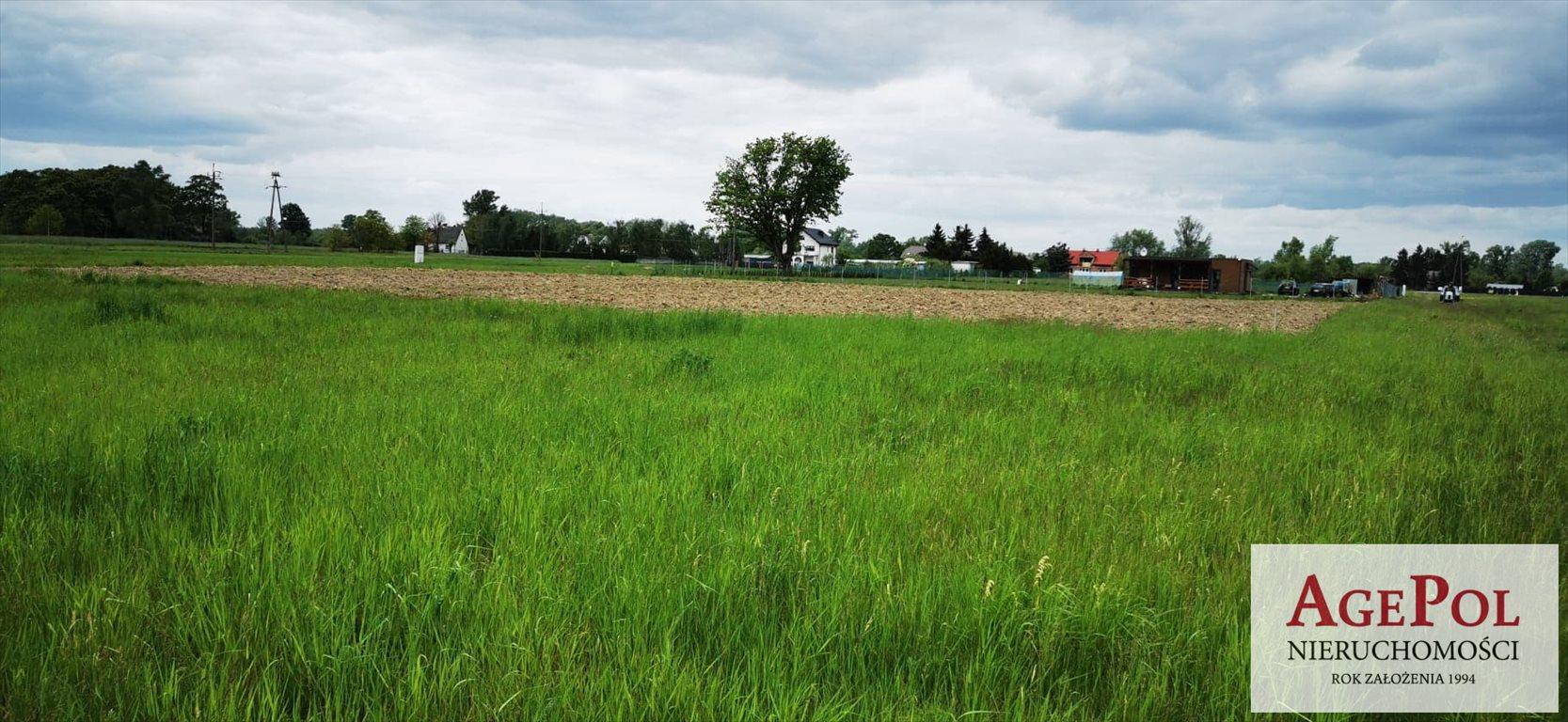 Działka budowlana na sprzedaż Mała Wieś Przy Drodze  2301m2 Foto 4