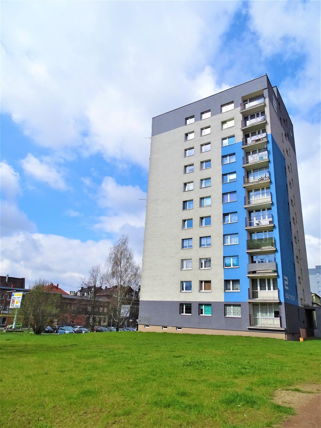 Mieszkanie trzypokojowe na sprzedaż Bytom, Szombierki, Bałtycka  65m2 Foto 1