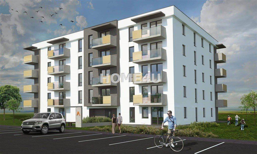 Mieszkanie trzypokojowe na sprzedaż Bielsko-Biała  59m2 Foto 1