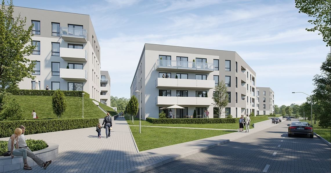 Mieszkanie dwupokojowe na sprzedaż Gdynia, Oksywie, Nasypowa  38m2 Foto 1