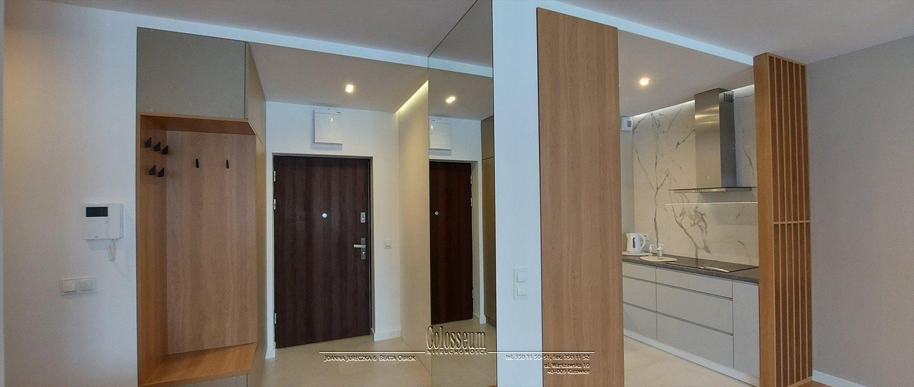 Mieszkanie dwupokojowe na sprzedaż Katowice, Dolina Trzech Stawów, Gen. Władysława Sikorskiego  59m2 Foto 10