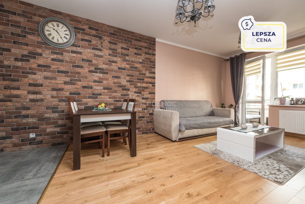 Mieszkanie trzypokojowe na sprzedaż Białystok, Wysoki Stoczek, al. Jana Pawła II  62m2 Foto 1