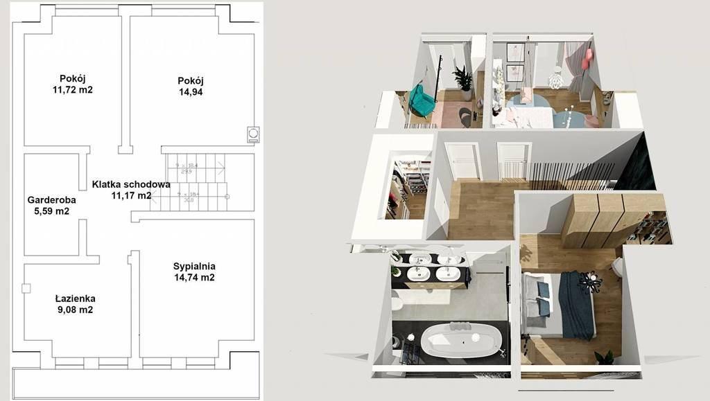 Mieszkanie na sprzedaż Czepino  139m2 Foto 4