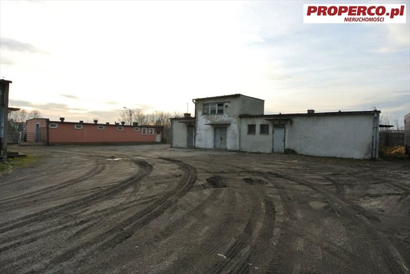 Działka przemysłowo-handlowa na sprzedaż Chmielnik  10839m2 Foto 2