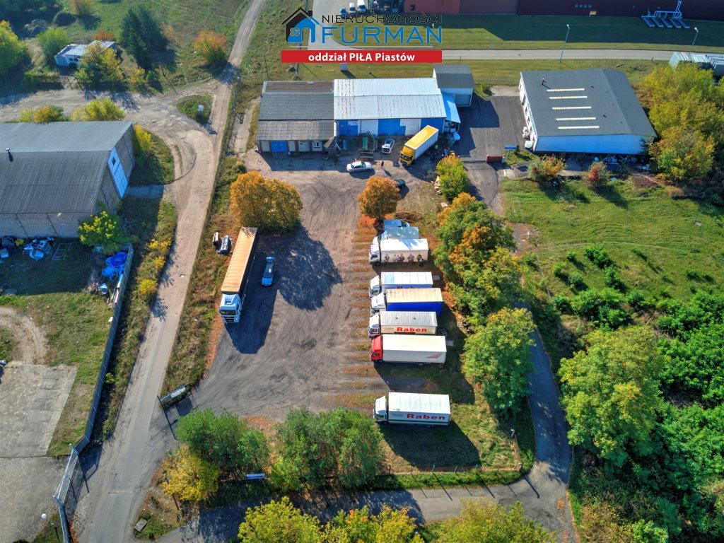 Lokal użytkowy na sprzedaż Piła, Górne  608m2 Foto 3