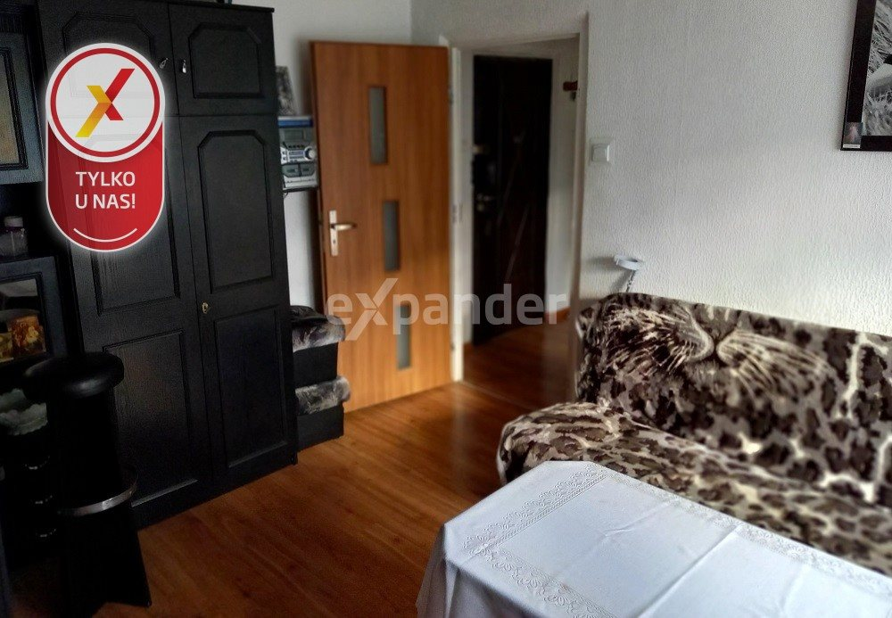 Mieszkanie dwupokojowe na sprzedaż Częstochowa, Trzech Wieszczów, Słowackiego  35m2 Foto 4