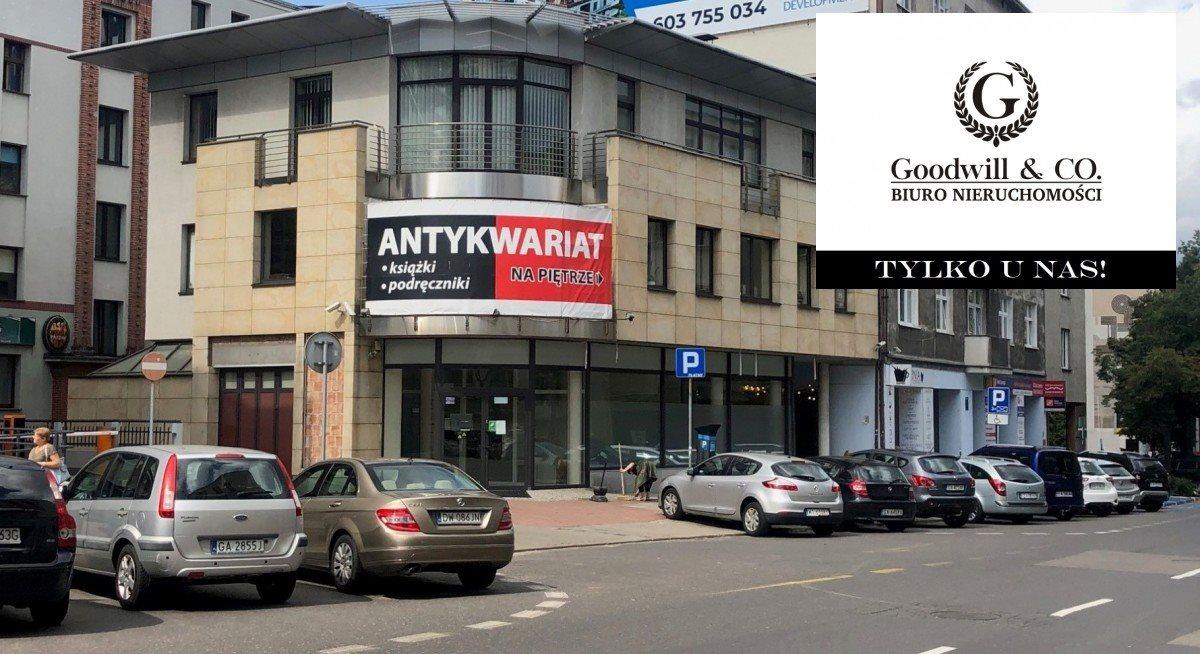 Lokal użytkowy na wynajem Gdynia, Śródmieście, Władysława IV  351m2 Foto 1