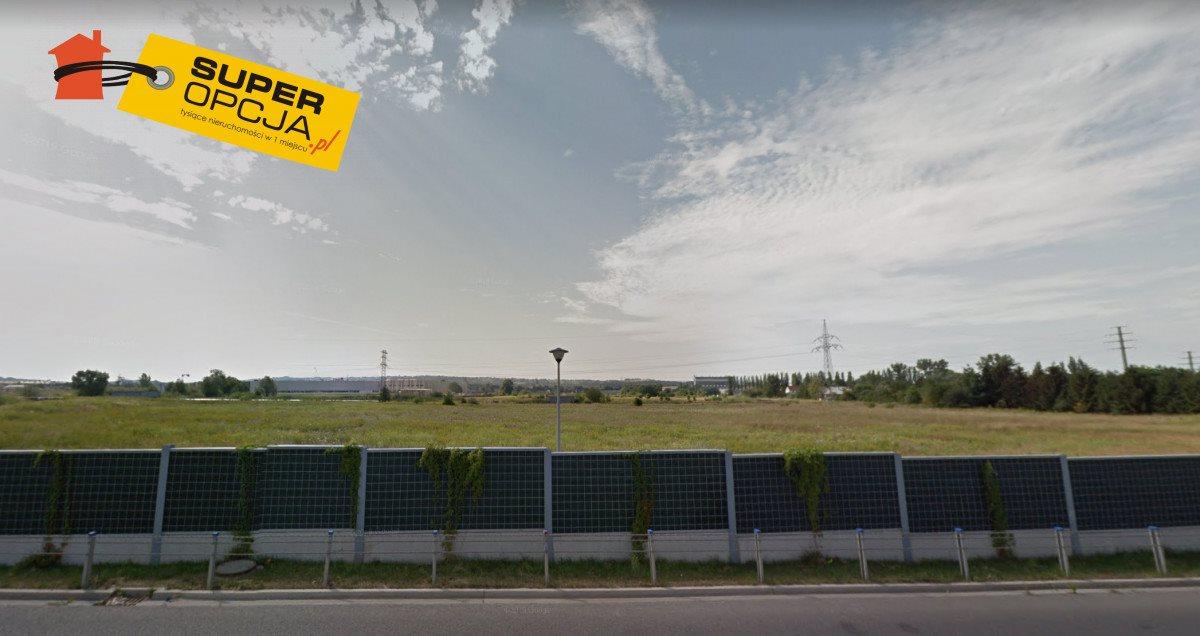 Działka przemysłowo-handlowa na sprzedaż Skawina  10200m2 Foto 3
