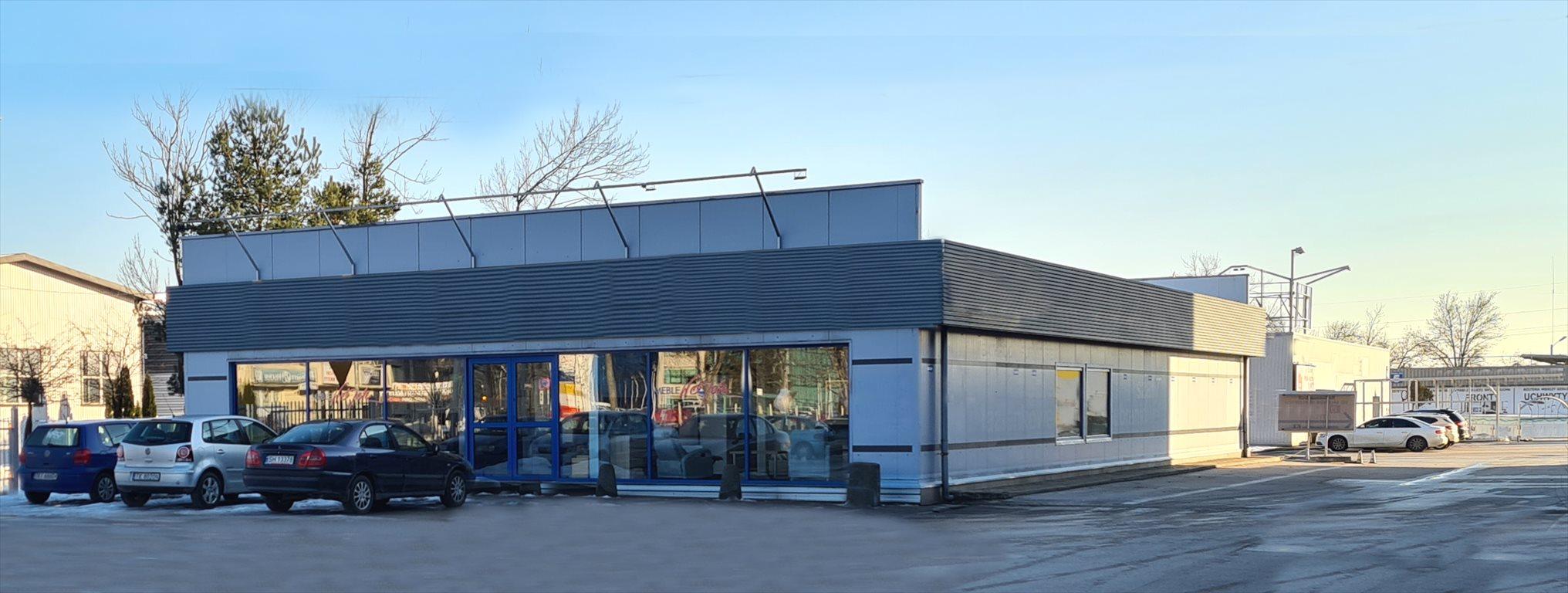 Lokal użytkowy na wynajem Kielce, Olszewskiego  410m2 Foto 1