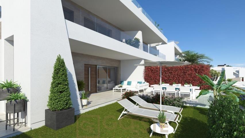 Mieszkanie trzypokojowe na sprzedaż Hiszpania, Benidorm  78m2 Foto 4