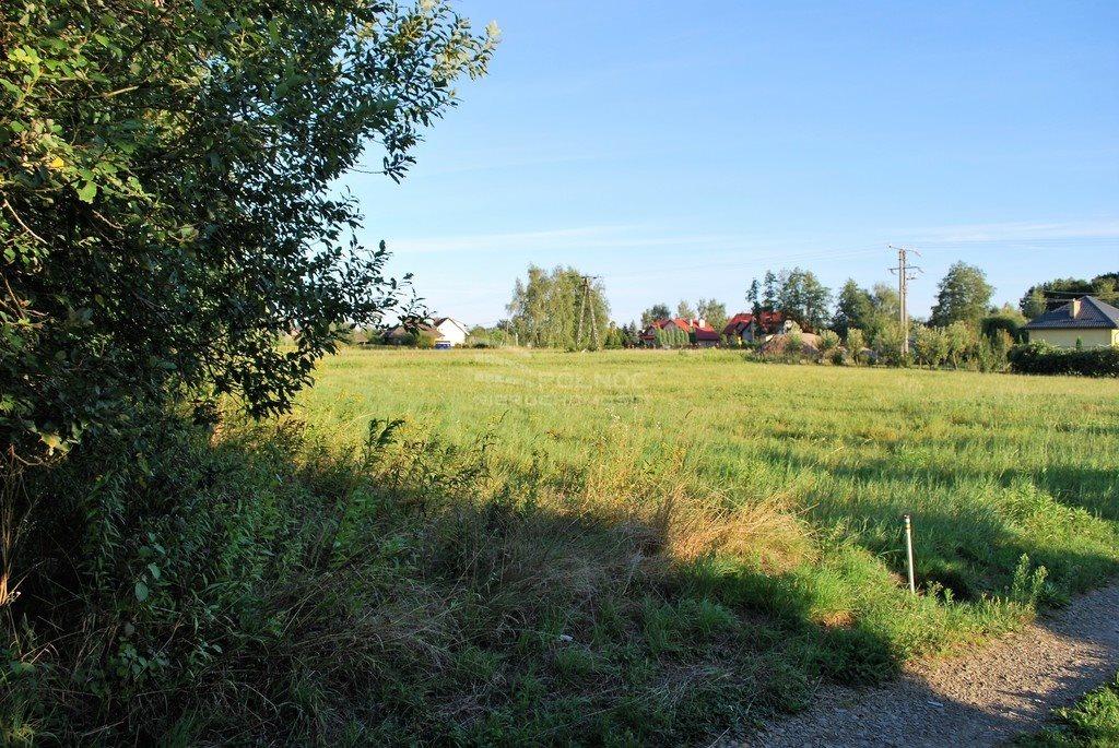 Działka budowlana na sprzedaż Zgłobice, Słoneczna  2100m2 Foto 2