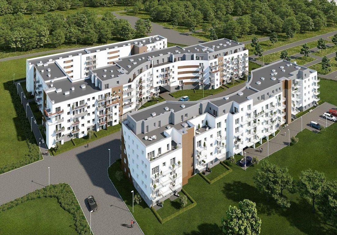 Mieszkanie dwupokojowe na sprzedaż Poznań, Malta, abpa Walentego Dymka  39m2 Foto 1