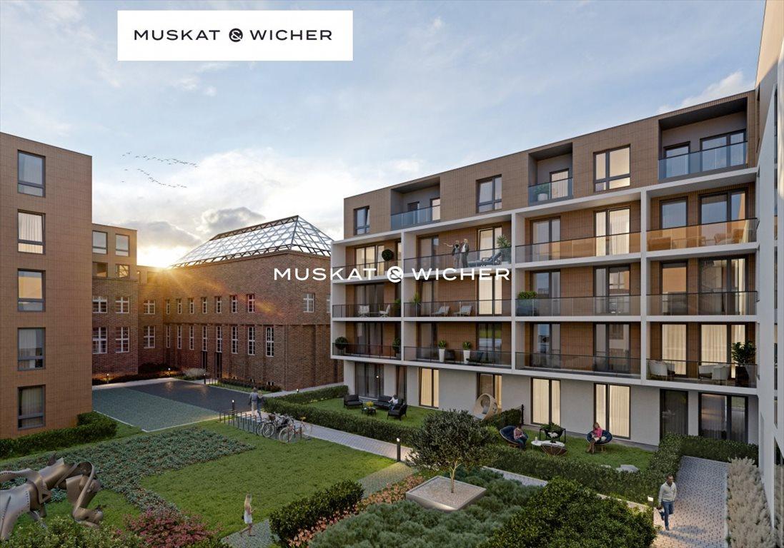 Mieszkanie dwupokojowe na sprzedaż Gdańsk, Wrzeszcz, Adama Mickiewicza  38m2 Foto 1
