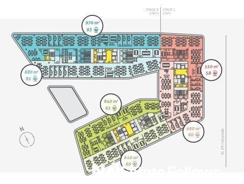 Lokal użytkowy na wynajem Kraków, al. 29 Listopada  550m2 Foto 1