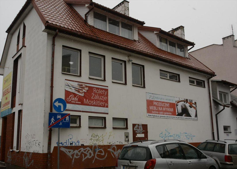 Działka inna na sprzedaż Biała Podlaska - nieruchomość zabudowana, Janowska  104m2 Foto 1