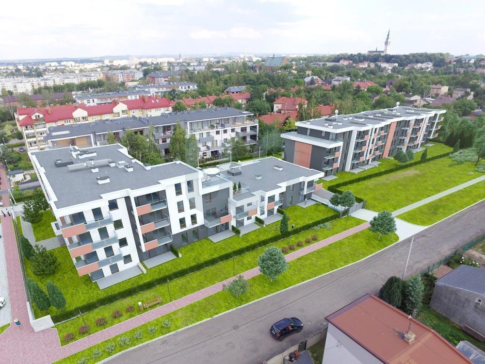 Mieszkanie trzypokojowe na sprzedaż Częstochowa  65m2 Foto 9