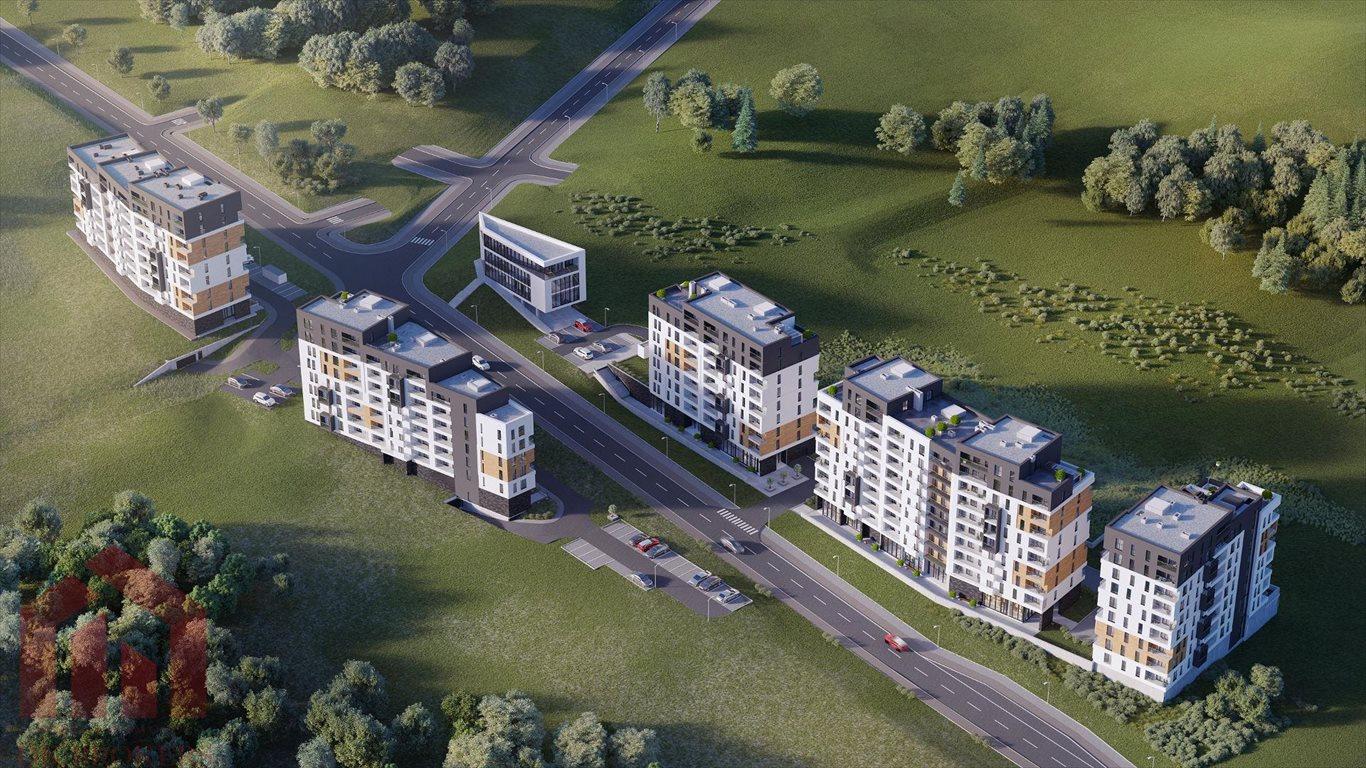 Mieszkanie trzypokojowe na sprzedaż Rzeszów, Przybyszówka, Błogosławionej Karoliny  59m2 Foto 3