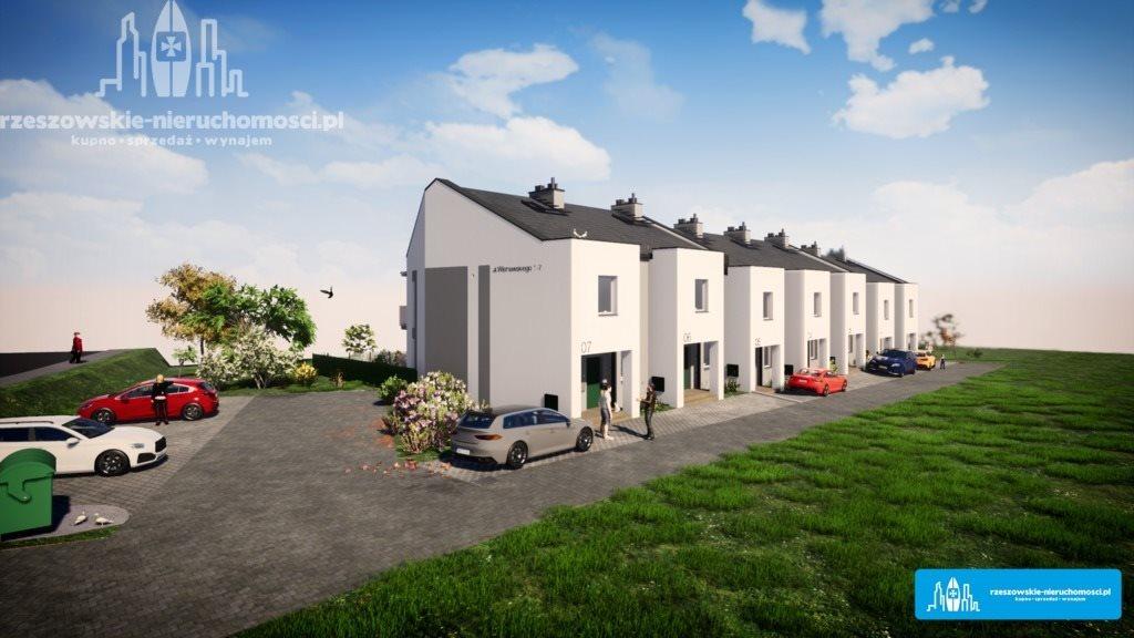 Mieszkanie dwupokojowe na sprzedaż Rzeszów, Zalesie  56m2 Foto 1