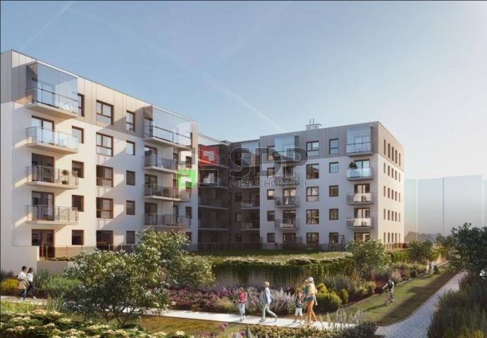 Mieszkanie dwupokojowe na sprzedaż Wrocław, Krzyki, Krzyki  36m2 Foto 2