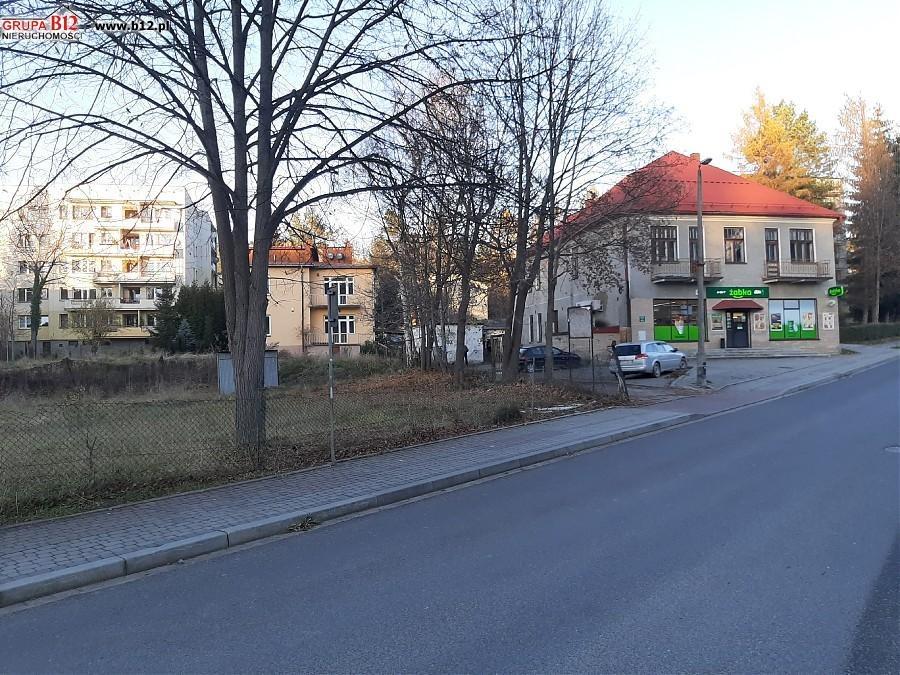 Działka budowlana na sprzedaż Rabka-Zdrój, Rabka-Zdrój, Poniatowskiego  3500m2 Foto 3
