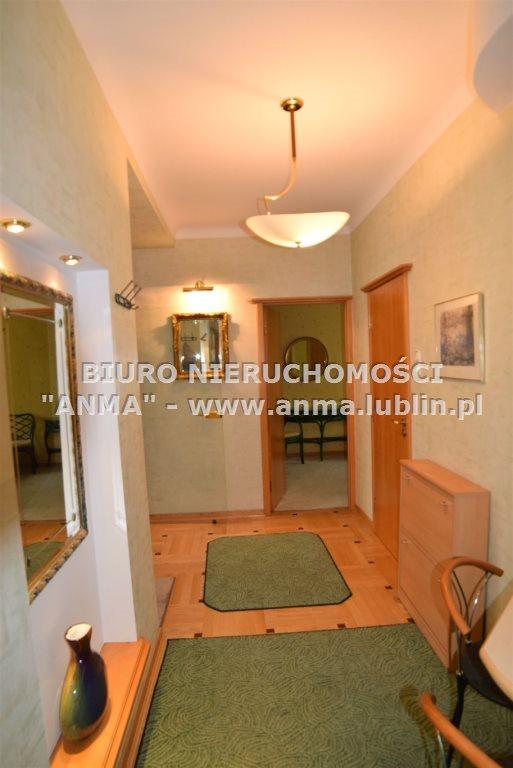 Mieszkanie trzypokojowe na wynajem Lublin, Śródmieście, Centrum  91m2 Foto 2
