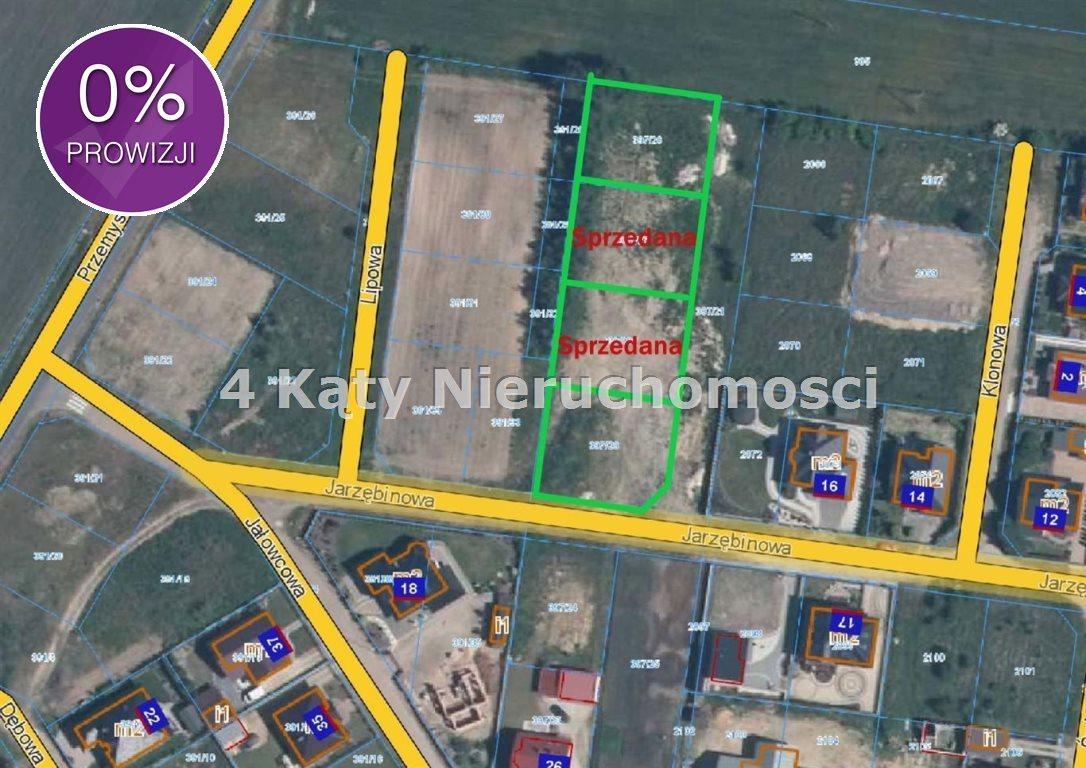 Działka budowlana na sprzedaż Odolanów  644m2 Foto 1