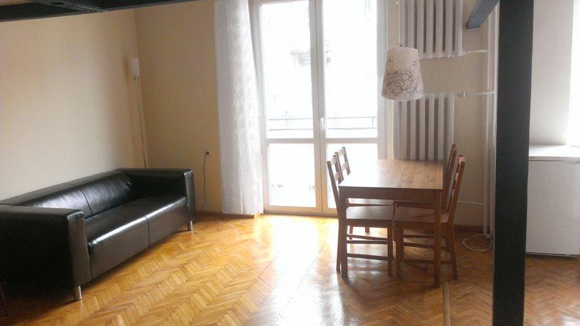 Mieszkanie dwupokojowe na wynajem Warszawa, Śródmieście, Wilcza 29  52m2 Foto 3