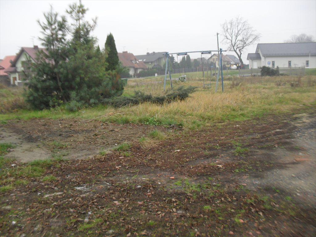 Działka budowlana na sprzedaż Żernica, Żernica  1640m2 Foto 1