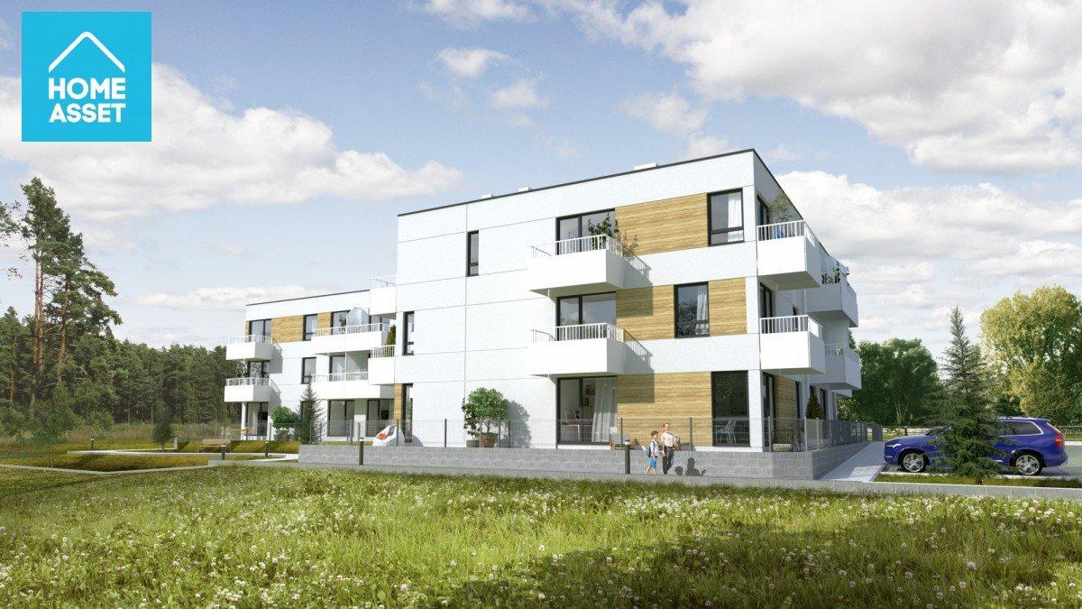 Mieszkanie dwupokojowe na sprzedaż Gdańsk, Komary, Kwiatowa  45m2 Foto 5