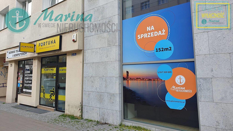 Lokal użytkowy na sprzedaż Gdynia, Śródmieście, ŚWIĘTOJAŃSKA  152m2 Foto 1